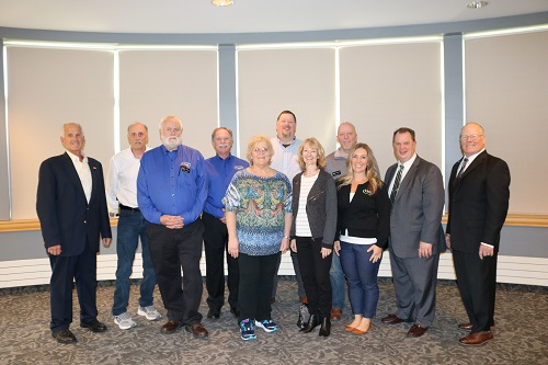 Board, President, Supervisory Committee members from Annual Meeting 2019
