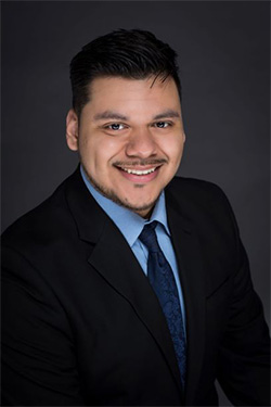 Hector Perez Stillwater Branch Manager