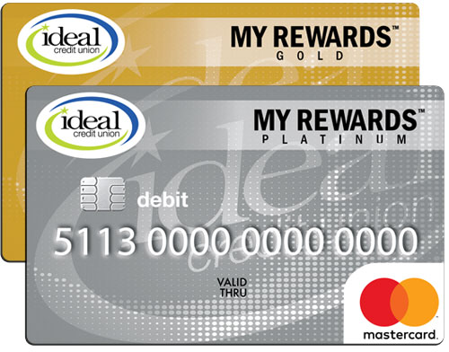 Ideal Debit Mastercard Ideal Credit Union
