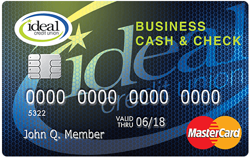 ideal business debit card