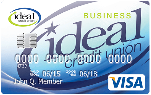Business Credit Card Ideal Credit Union